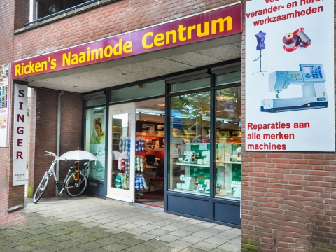 Ricken's Naaimodecentrum